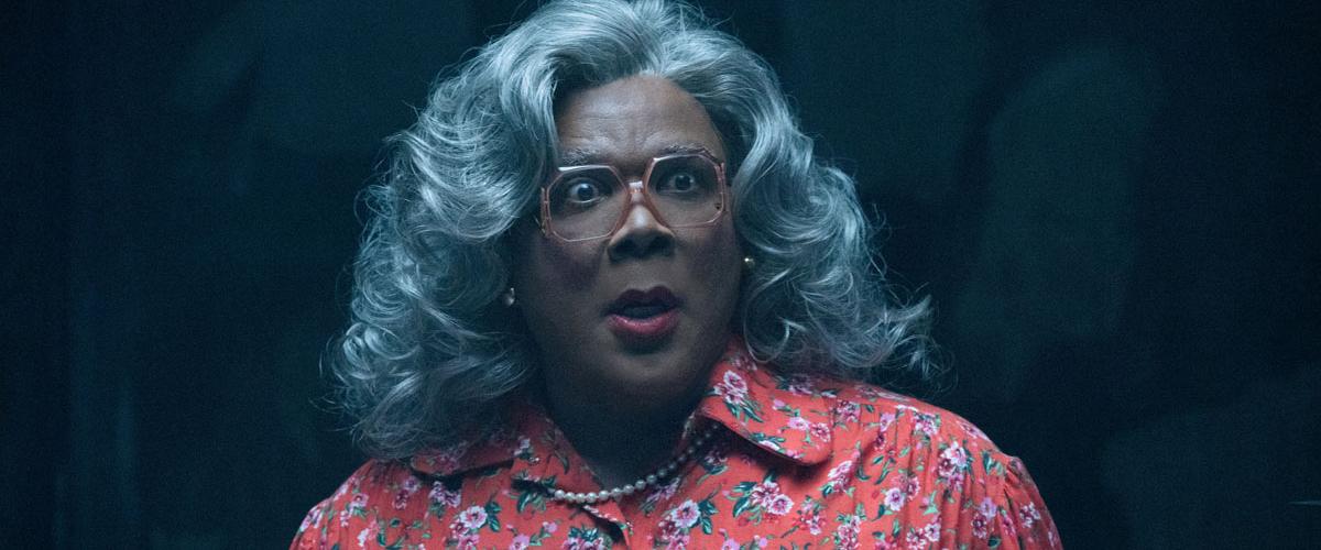 BOO 2 ! - A Madea Halloween (2017)