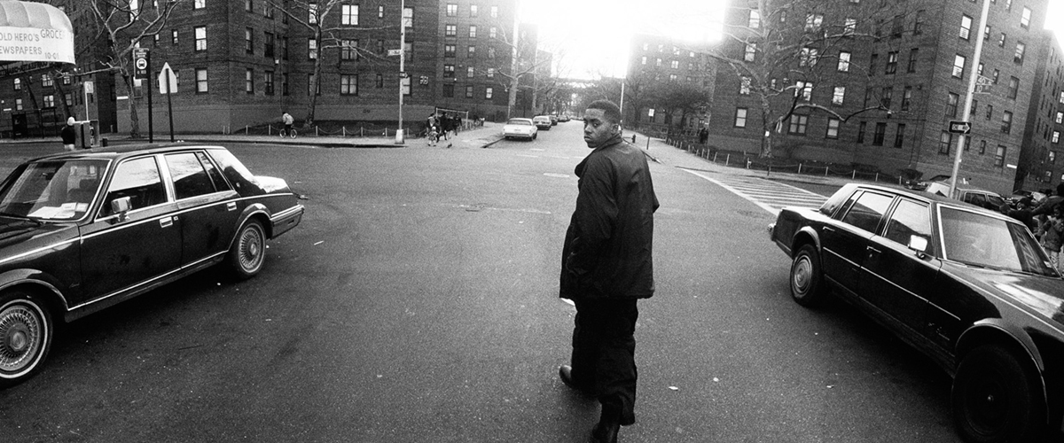 NAS- TIME IS ILLMATIC (2014)